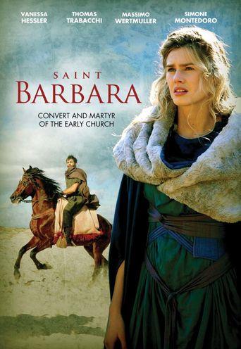 Saint Barbara Poster