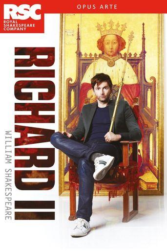 Royal Shakespeare Company - Richard II Poster