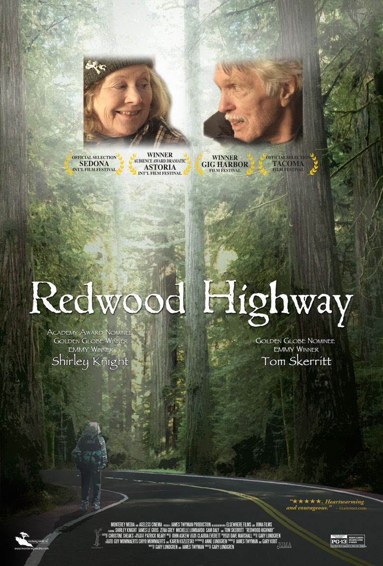 Redwood Highway Poster