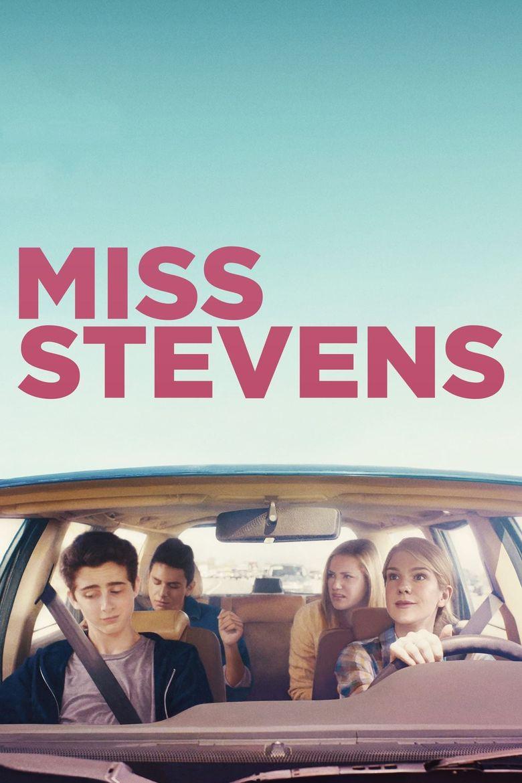 Miss Stevens Poster