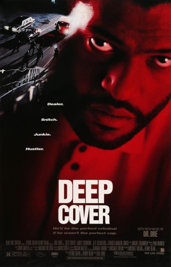 Deep Cover Poster