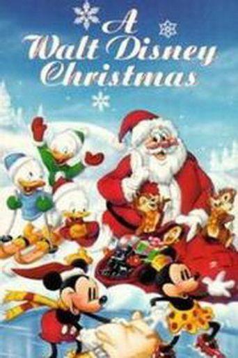 Walt Disneys Christmas Poster