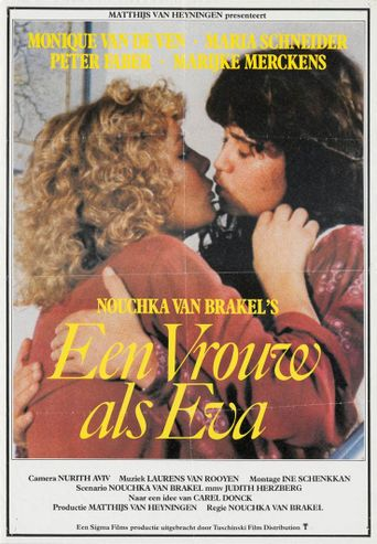 A Woman Like Eve Poster