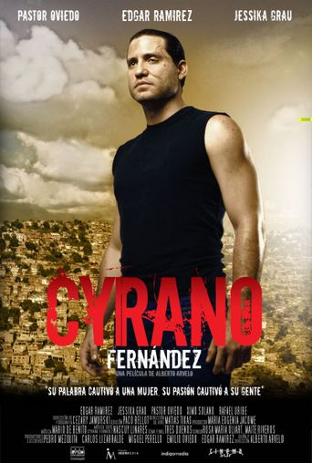 Cyrano Fernández Poster