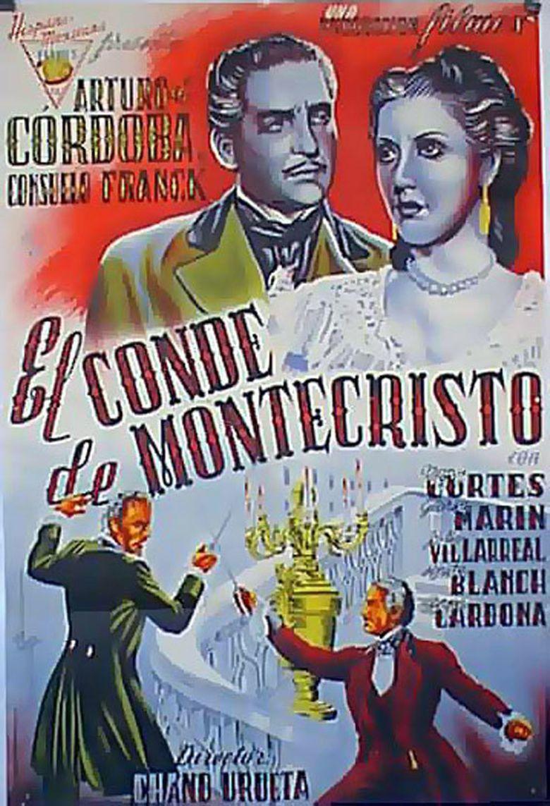 El conde de Montecristo Poster