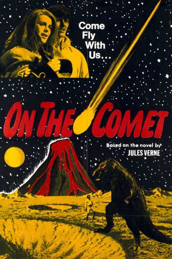 On the Comet Poster