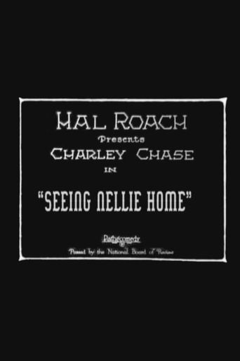 Seeing Nellie Home Poster