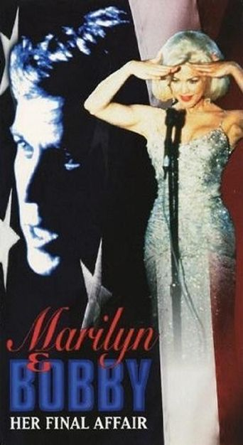 Marilyn & Bobby: Her Final Affair Poster