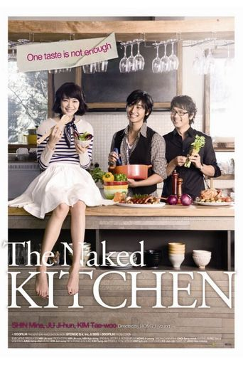 The Naked Kitchen Poster