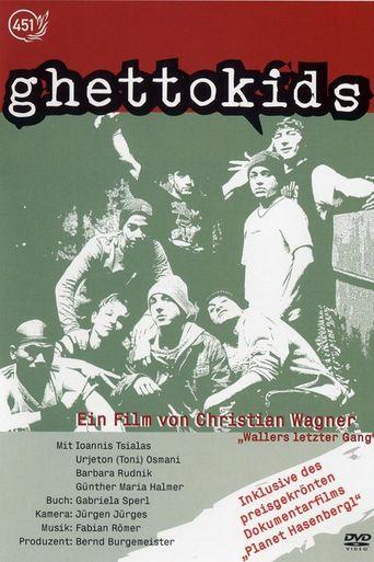 Ghettokids - Brüder ohne Heimat Poster