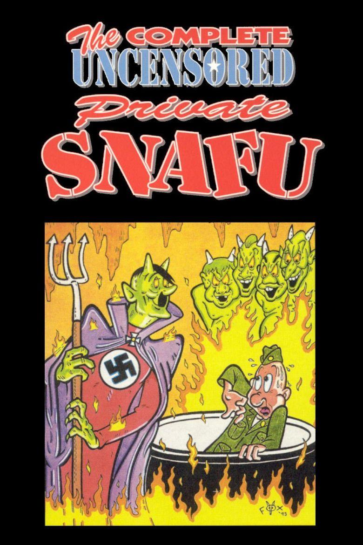 Private Snafu Presents Seaman Tarfu in the Navy Poster
