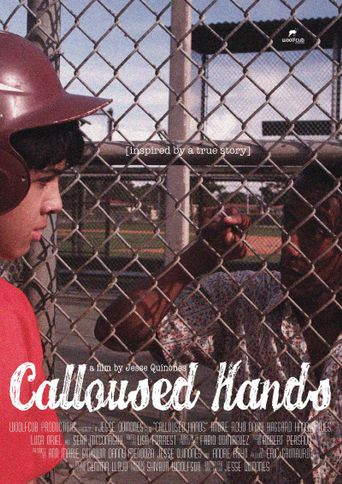 Calloused Hands Poster