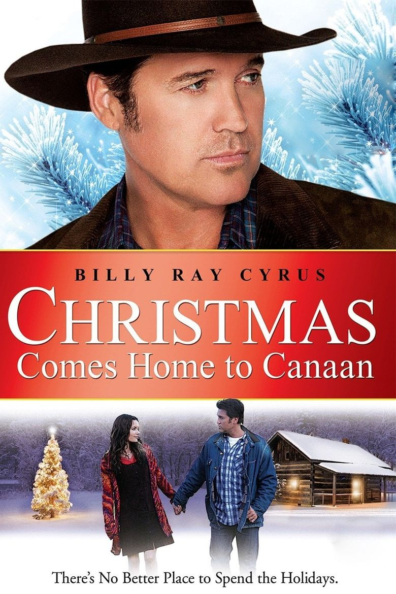 Christmas Comes Home to Canaan Poster