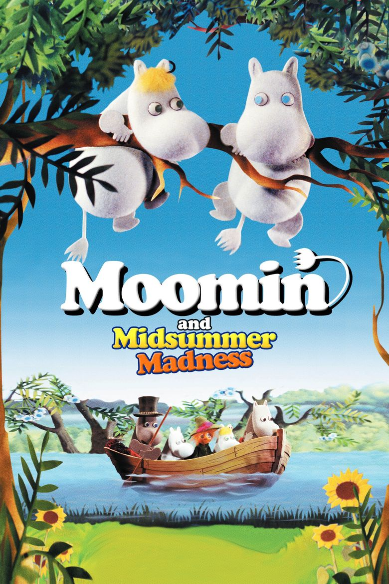 Moomin and Midsummer Madness Poster