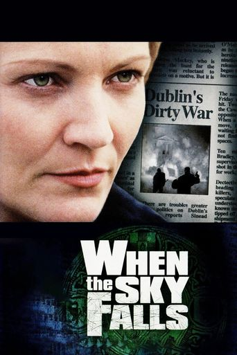 When The Sky Falls Poster