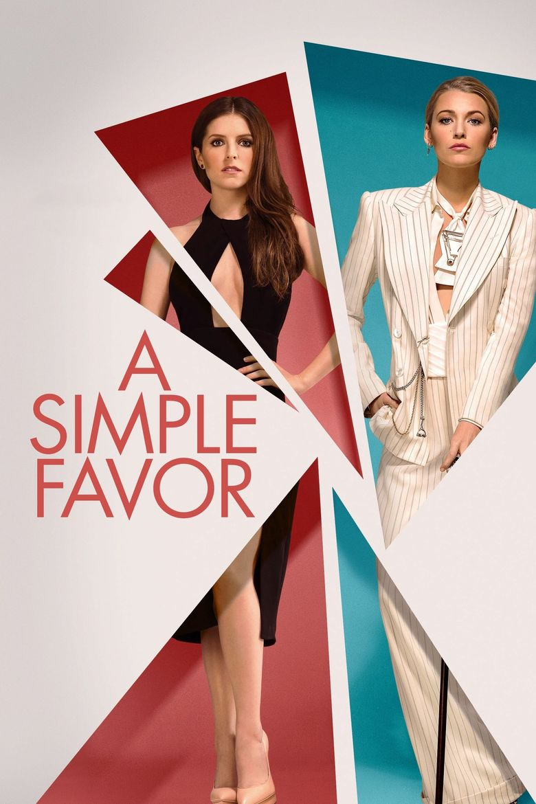 A Simple Favor Poster