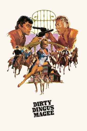 Dirty Dingus Magee Poster