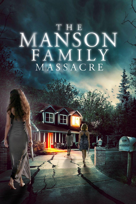 The Manson Family Massacre Poster