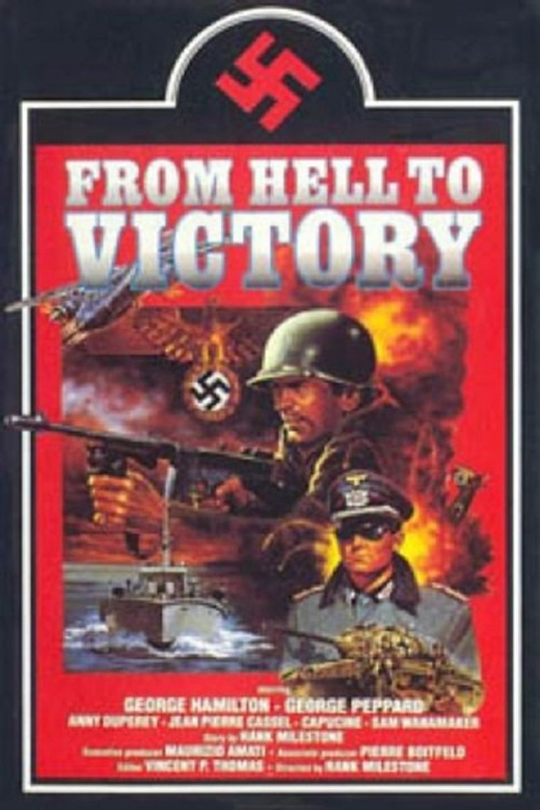 From Hell to Victory Poster