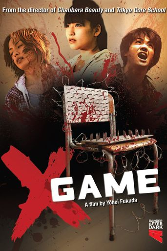 X Game Poster