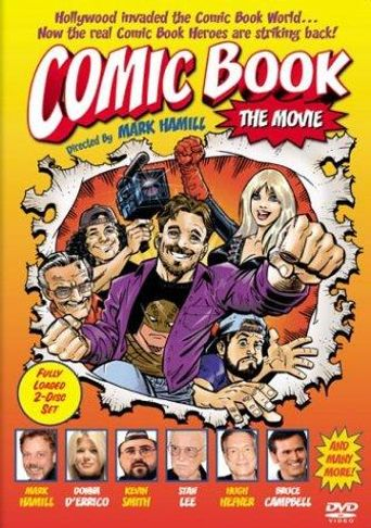 Comic Book: The Movie Poster