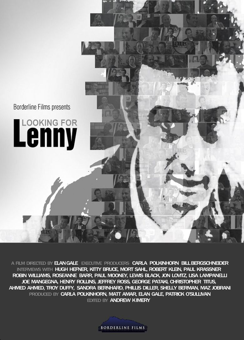 Looking for Lenny Poster