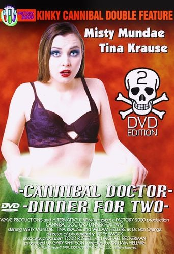 Dinner for Two Poster