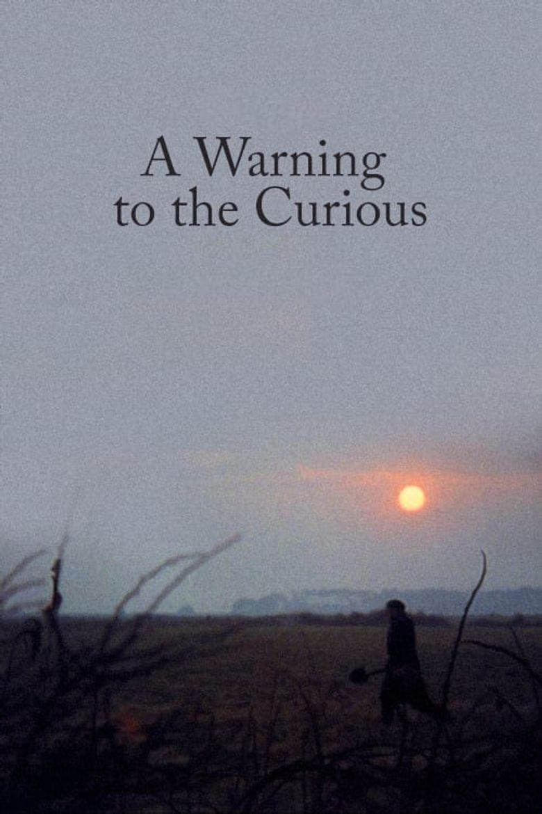 A Warning to the Curious Poster
