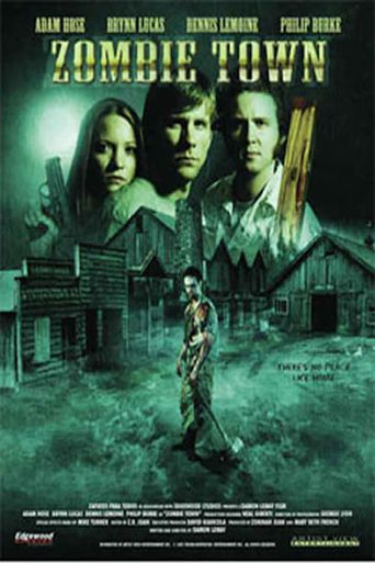 Zombie Town Poster