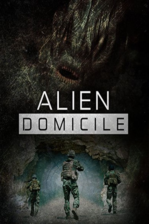 Alien Domicile Poster