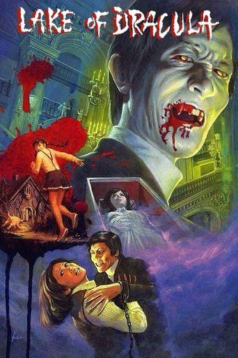 Lake of Dracula Poster