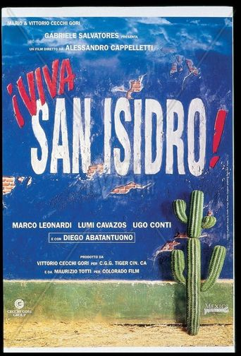 Viva San Isidro Poster