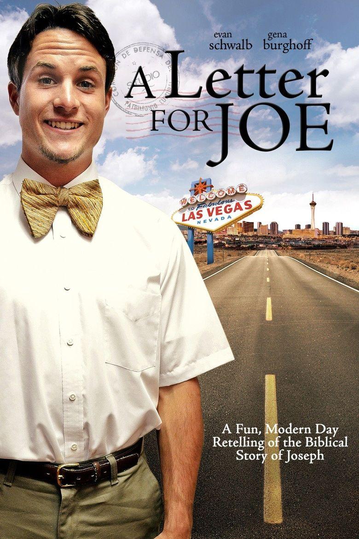 A Letter for Joe Poster