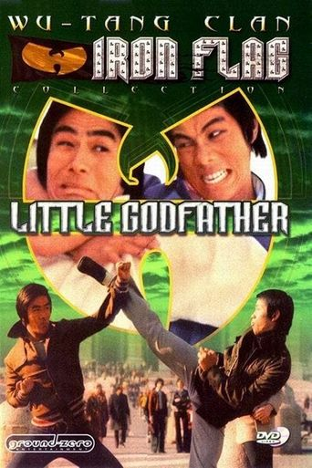 Little Godfather from Hong Kong Poster