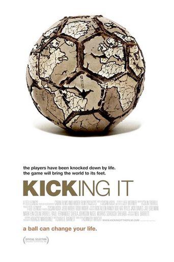 Kicking It Poster