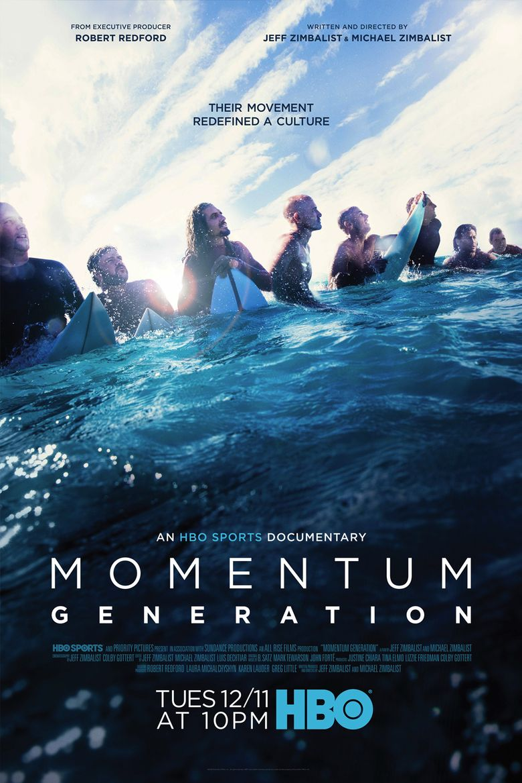 Momentum Generation Poster