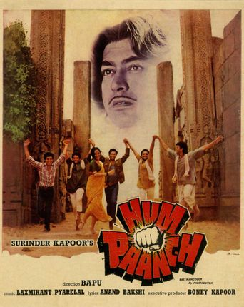Hum Paanch Poster