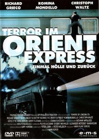 Death, Deceit & Destiny Aboard the Orient Express Poster