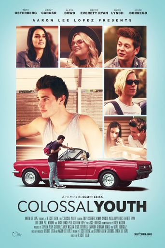 Colossal Youth Poster
