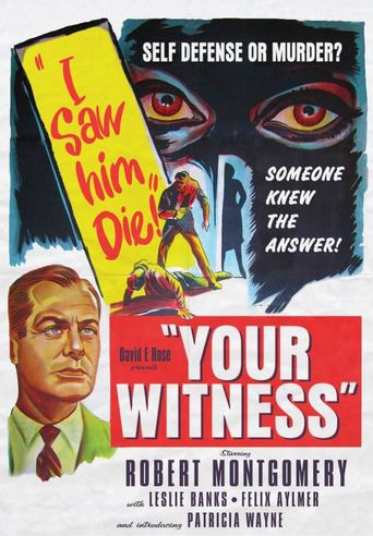 Your Witness Poster