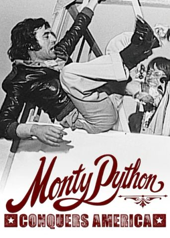 Monty Python Conquers America Poster