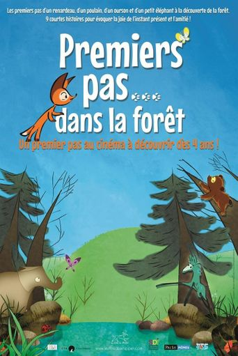 Premiers pas dans la forêt Poster