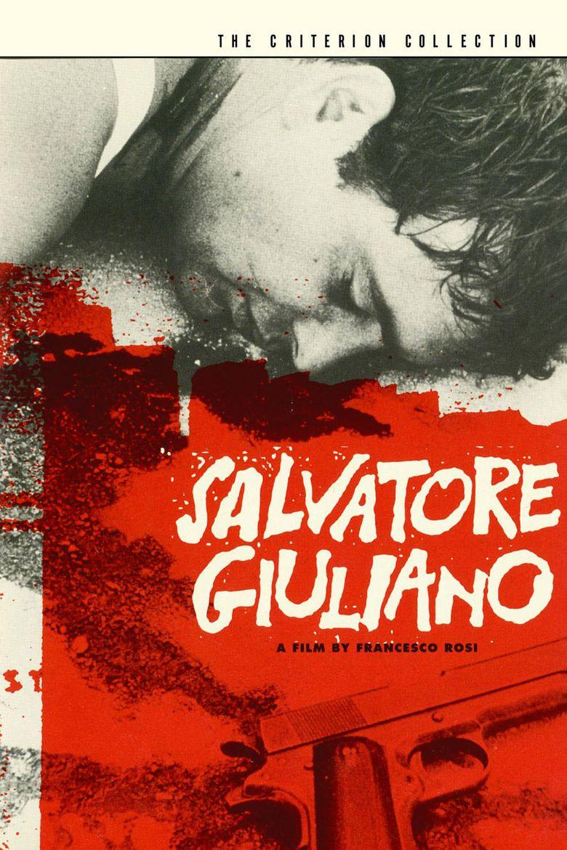 Salvatore Giuliano Poster