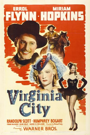 Watch Virginia City