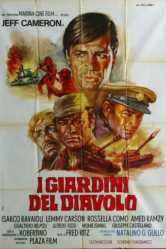 The Gardens of the Devil Poster