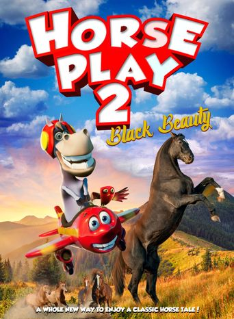 Horse Play 2: Black Beauty Poster