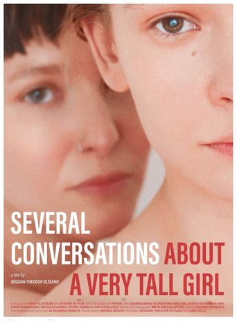 Several Conversations About a Very Tall Girl Poster
