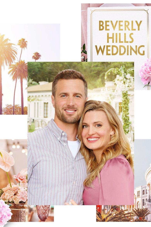 Beverly Hills Wedding Poster