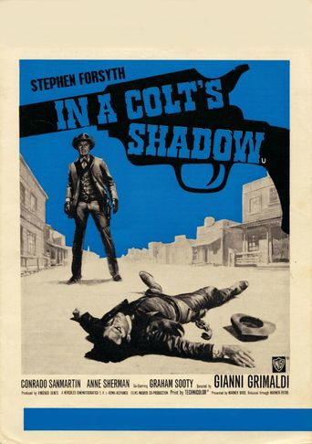 In a Colt's Shadow Poster