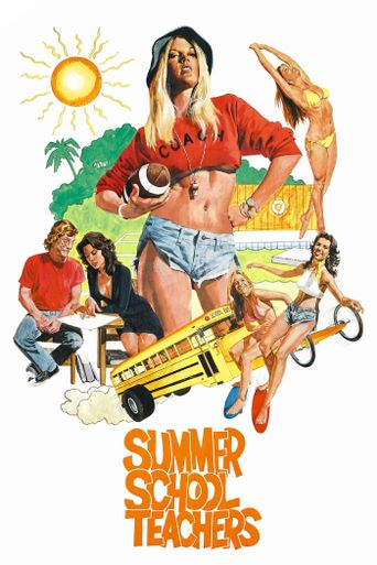 Summer School Teachers Poster